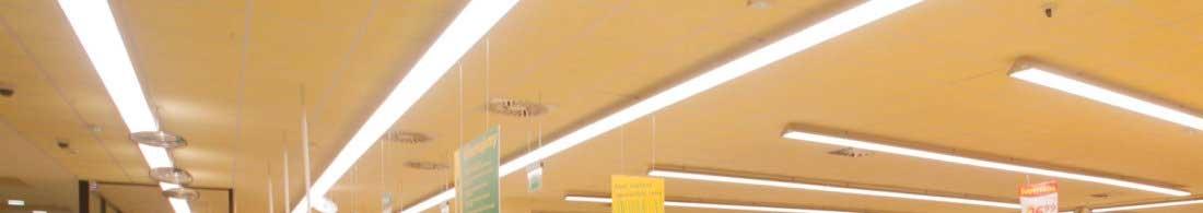 Attraktiva LED-lysrör T8 | Lysman DZ-32